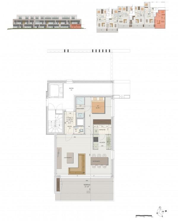 2d grondplannen 3d 3d partner in for Grondplannen woningen